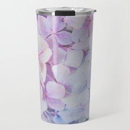 Bloomin' Fabulous Hydrangeas Travel Mug