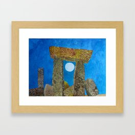 No Access for the Public Framed Art Print