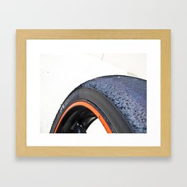 Hot Wheels Framed Art Print