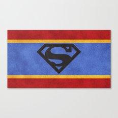 Super Colors Canvas Print