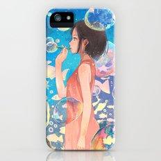 floating Slim Case iPhone (5, 5s)