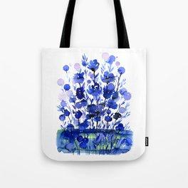 Floral Charm No.1by Kathy Morton Stanion Tote Bag