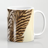 into the wild Mugs featuring Wild by Charlene McCoy