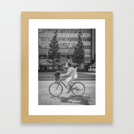 Tokyo - Japan Framed Art Print