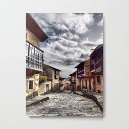 Puebla de Sanabria (Spain) Metal Print