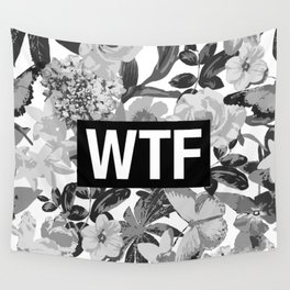 WTF Wall Tapestry