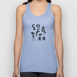 Cocotier Unisex Tank Top