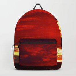 Devil sky Above Backpack