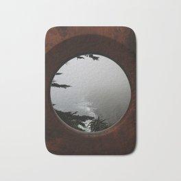 Portal to Big Sur Bath Mat
