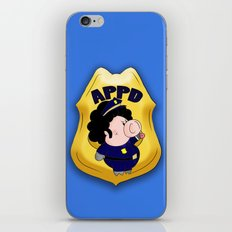 Hail to the chief! iPhone & iPod Skin