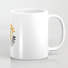 Support Original Music Coffee Mug