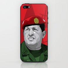 Hugo Chávez - Trinchera Creativa iPhone & iPod Skin