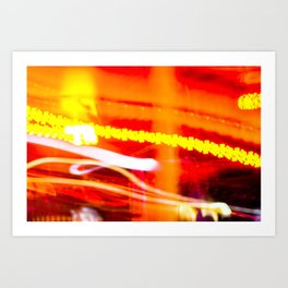 Concious Energy Art Print