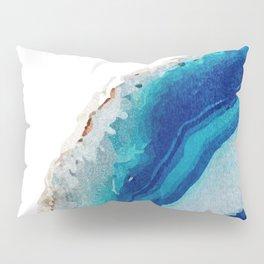 Agate Watercolor 2 Pillow Sham