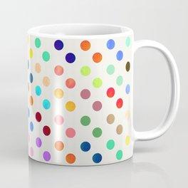 Polka Proton Coffee Mug