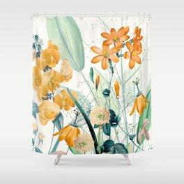 Wildflowers2 Shower Curtain