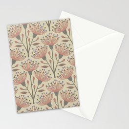EUCALYPTUS in NATURALS Stationery Cards