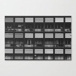 Porches Canvas Print