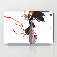 justice iPad Cases featuring Justice by Stevyn Llewellyn