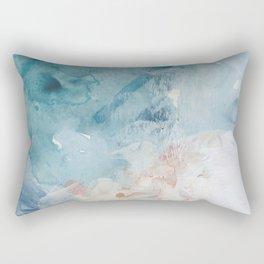 Number 75 Abstract Sky Rectangular Pillow