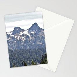 Smoky Skyline Stationery Cards