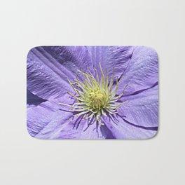 Clematis Flower Bath Mat