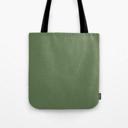 Kale | Pantone Fashion Color Spring : Summer 2017 | Solid Color | Tote Bag