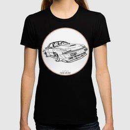 Crazy Car Art 0038 T-shirt