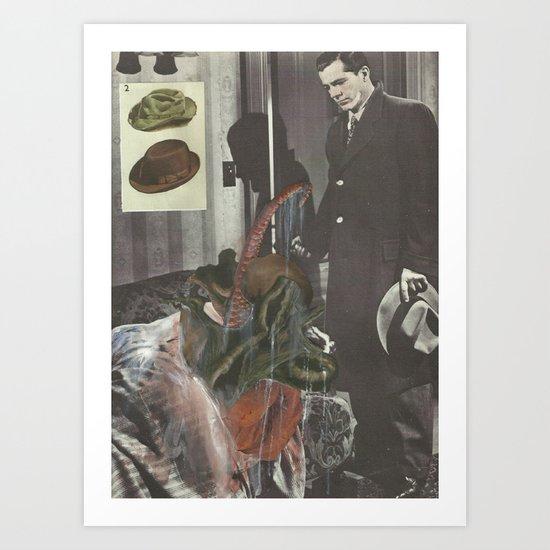 Roach Powder 1959 Art Print