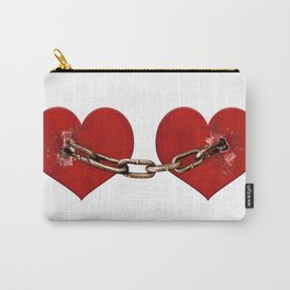 Unbreakable Love Concept Carry-All Pouch