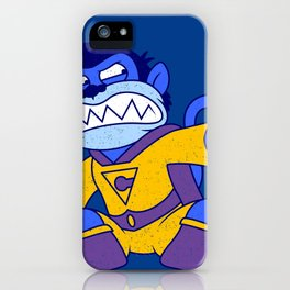 Evil Gleek iPhone Case