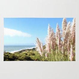 Sea Side Cliffs Rug