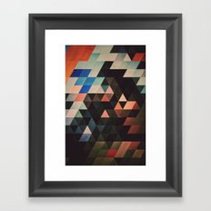 dydmwze Framed Art Print