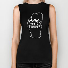 Train Higher Tahoe Biker Tank