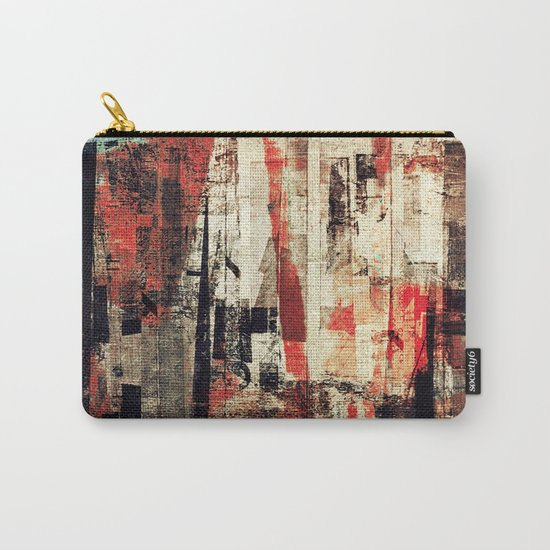 """""""Messages"""" Inspired by the Bobby McFerrin music. Carry-All Pouch"""