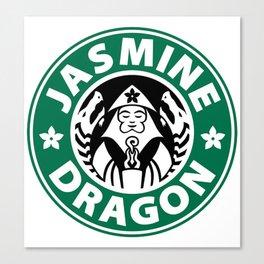 The Jasmine Dragon Canvas Print