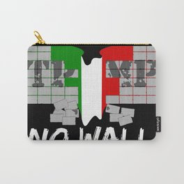 No wall TRUMP Carry-All Pouch