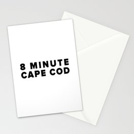 8 MINUTE CAPE COD Stationery Cards