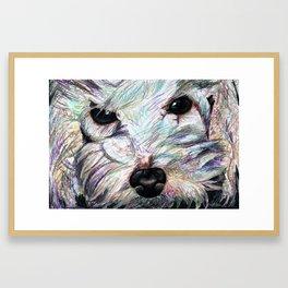 Spirit of Daisy Framed Art Print