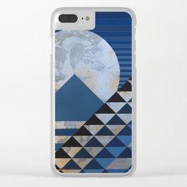 moonlit Clear iPhone Case