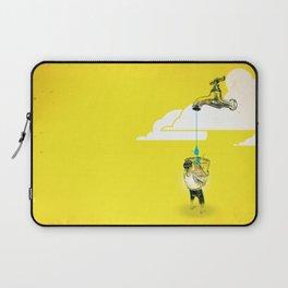 """Glue Network Print Series """"Water / Hygiene / Sanitation"""" Laptop Sleeve"""