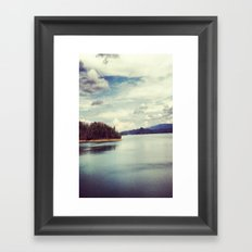Instagram Holston, TN Framed Art Print