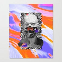Adeto Canvas Print