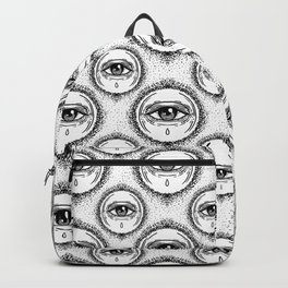 AV9a Alchemy Crying Eye Backpack