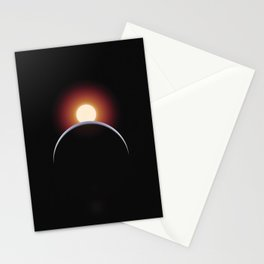 2001: A Space Odyssey - Opening scene  Stationery Cards