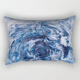 Waveball Rectangular Pillow