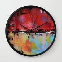 vogue Wall Clocks featuring Vogue by ModernHomeDecor