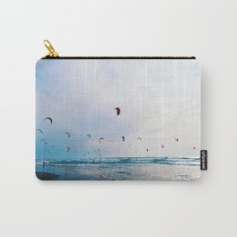 Above the Sea Carry-All Pouch