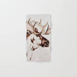 Deer | Scandinavian Moose Hand & Bath Towel