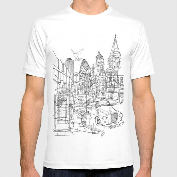 London! T-shirt